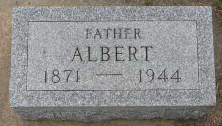 SVATOS, ALBERT - Charles Mix County, South Dakota | ALBERT SVATOS - South Dakota Gravestone Photos