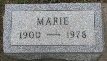 SVATOS, MARIE - Charles Mix County, South Dakota | MARIE SVATOS - South Dakota Gravestone Photos