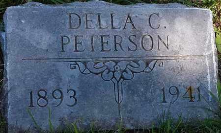 PETERSON, DELLA C - Clark County, South Dakota | DELLA C PETERSON - South Dakota Gravestone Photos