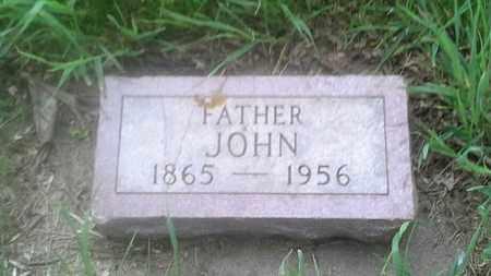 PETERSON, JOHN - Clark County, South Dakota | JOHN PETERSON - South Dakota Gravestone Photos
