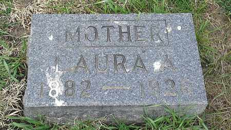 PETERSON, LAURA A - Clark County, South Dakota | LAURA A PETERSON - South Dakota Gravestone Photos