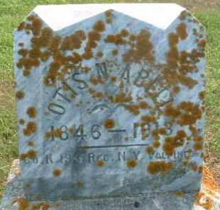 ABILD, OTIS N. - Clay County, South Dakota | OTIS N. ABILD - South Dakota Gravestone Photos