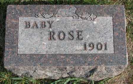 AMUNDSON, ROSE - Clay County, South Dakota   ROSE AMUNDSON - South Dakota Gravestone Photos