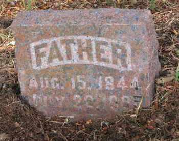 ANDERSON, A.S. - Clay County, South Dakota | A.S. ANDERSON - South Dakota Gravestone Photos