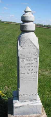 ANDERSON, FREDDIE A. - Clay County, South Dakota | FREDDIE A. ANDERSON - South Dakota Gravestone Photos
