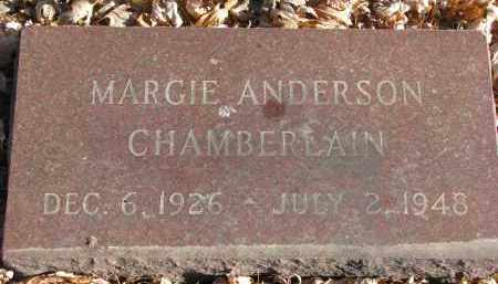 ANDERSON, MARGIE - Clay County, South Dakota | MARGIE ANDERSON - South Dakota Gravestone Photos