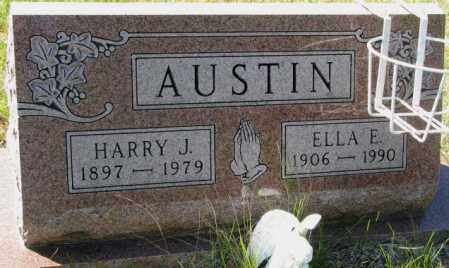 AUSTIN, HARRY J. - Clay County, South Dakota | HARRY J. AUSTIN - South Dakota Gravestone Photos
