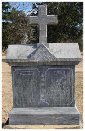 BARRETT, ELLIN - Clay County, South Dakota | ELLIN BARRETT - South Dakota Gravestone Photos