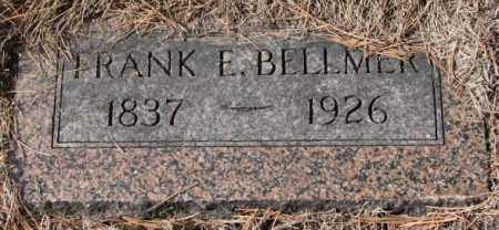 BELLMER, FRANK E. - Clay County, South Dakota | FRANK E. BELLMER - South Dakota Gravestone Photos