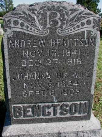 BENGTSON, ANDREW - Clay County, South Dakota | ANDREW BENGTSON - South Dakota Gravestone Photos