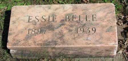 BERGLUND, ESSIE BELLE - Clay County, South Dakota | ESSIE BELLE BERGLUND - South Dakota Gravestone Photos
