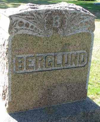 BERGLUND, FAMILY STONE - Clay County, South Dakota | FAMILY STONE BERGLUND - South Dakota Gravestone Photos