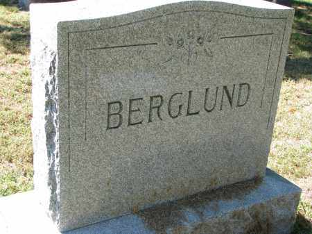 BERGLUND, FAMILY STONE - Clay County, South Dakota | FAMILY STONE BERGLUND - South Dakota Gravestone Photos