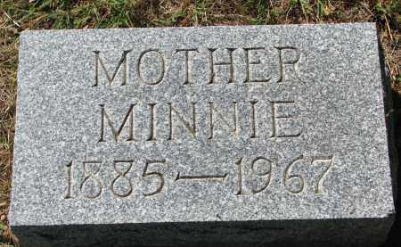 BERGLUND, MINNIE - Clay County, South Dakota | MINNIE BERGLUND - South Dakota Gravestone Photos