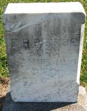 BIERCE, STAFFORD ? - Clay County, South Dakota | STAFFORD ? BIERCE - South Dakota Gravestone Photos