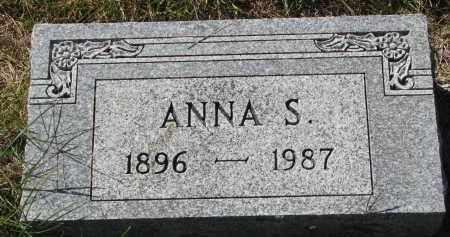 BYSTROM BOLINE, ANN S. - Clay County, South Dakota | ANN S. BYSTROM BOLINE - South Dakota Gravestone Photos
