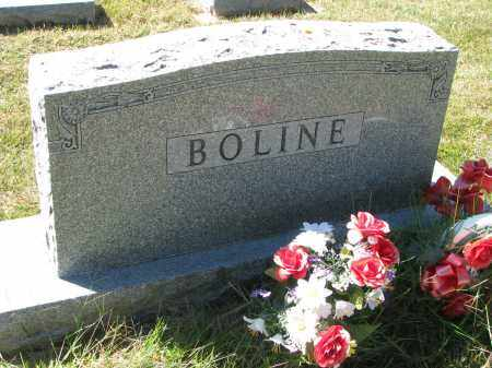 BOLINE, FAMILY STONE - Clay County, South Dakota | FAMILY STONE BOLINE - South Dakota Gravestone Photos