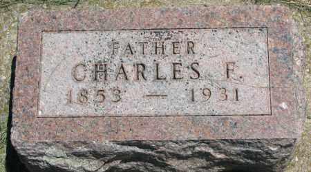 BRUNICK, CHARLES F. - Clay County, South Dakota | CHARLES F. BRUNICK - South Dakota Gravestone Photos
