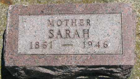 BRUNICK, SARAH - Clay County, South Dakota | SARAH BRUNICK - South Dakota Gravestone Photos