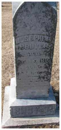 BRUYER, JOSEPHINE - Clay County, South Dakota | JOSEPHINE BRUYER - South Dakota Gravestone Photos