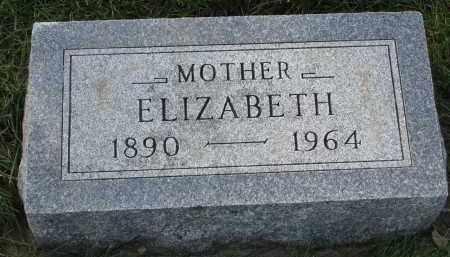BYSTROM, ELIZABETH - Clay County, South Dakota | ELIZABETH BYSTROM - South Dakota Gravestone Photos