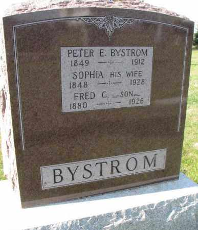 BYSTROM, SOPHIA - Clay County, South Dakota | SOPHIA BYSTROM - South Dakota Gravestone Photos
