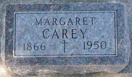 CAREY, MARGARET - Clay County, South Dakota | MARGARET CAREY - South Dakota Gravestone Photos