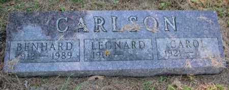 CARLSON, CAROL - Clay County, South Dakota | CAROL CARLSON - South Dakota Gravestone Photos