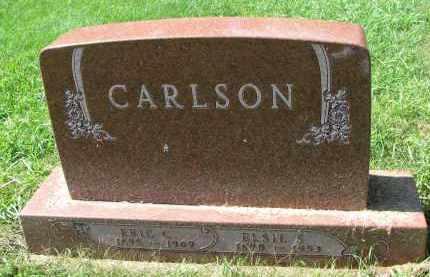 CARLSON, ELSIE S. - Clay County, South Dakota | ELSIE S. CARLSON - South Dakota Gravestone Photos