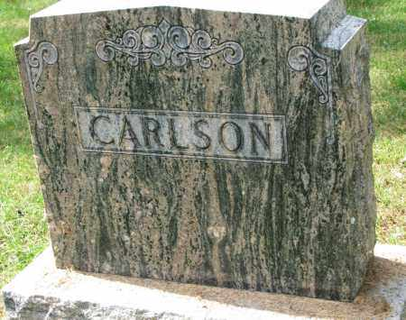 CARLSON, FAMILY STONE - Clay County, South Dakota | FAMILY STONE CARLSON - South Dakota Gravestone Photos
