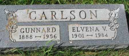 CARLSON, GUNNARD - Clay County, South Dakota | GUNNARD CARLSON - South Dakota Gravestone Photos