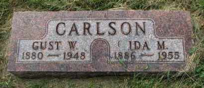 CARLSON, IDA M. - Clay County, South Dakota   IDA M. CARLSON - South Dakota Gravestone Photos