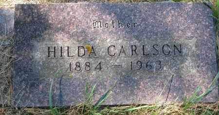 CARLSON, HILDA - Clay County, South Dakota | HILDA CARLSON - South Dakota Gravestone Photos