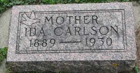 CARLSON, IDA - Clay County, South Dakota | IDA CARLSON - South Dakota Gravestone Photos