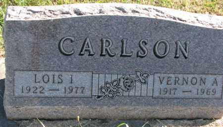 CARLSON, LOIS I. - Clay County, South Dakota | LOIS I. CARLSON - South Dakota Gravestone Photos