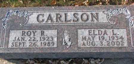 CARLSON, ROY R. - Clay County, South Dakota | ROY R. CARLSON - South Dakota Gravestone Photos