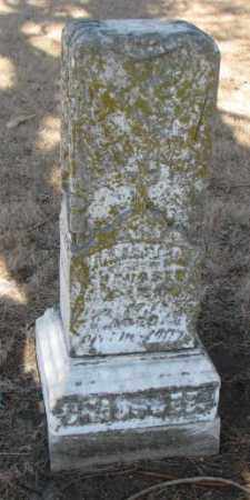 CHAUSSEE, ERNEST C. - Clay County, South Dakota | ERNEST C. CHAUSSEE - South Dakota Gravestone Photos