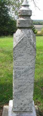 DAHLIN, CHRISTINA C. - Clay County, South Dakota | CHRISTINA C. DAHLIN - South Dakota Gravestone Photos