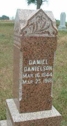 DANIELSON, DANIEL - Clay County, South Dakota | DANIEL DANIELSON - South Dakota Gravestone Photos