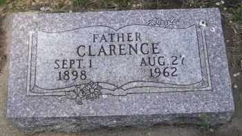 DAVIS, CLARENCE - Clay County, South Dakota | CLARENCE DAVIS - South Dakota Gravestone Photos