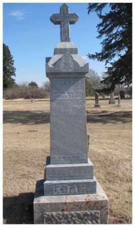 EAGAN, DANIEL - Clay County, South Dakota | DANIEL EAGAN - South Dakota Gravestone Photos