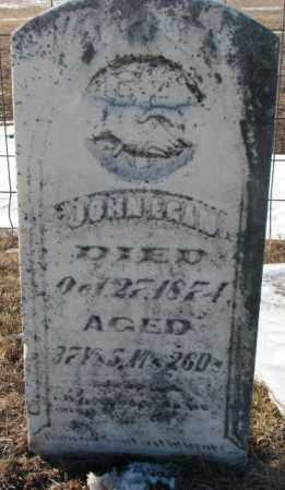 EAGIN, JOHN - Clay County, South Dakota   JOHN EAGIN - South Dakota Gravestone Photos