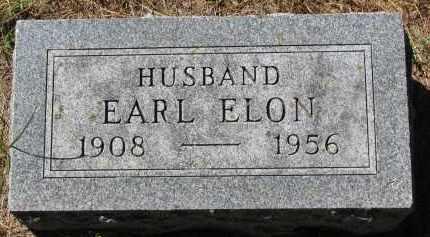 EKLUND, EARL ELON - Clay County, South Dakota   EARL ELON EKLUND - South Dakota Gravestone Photos