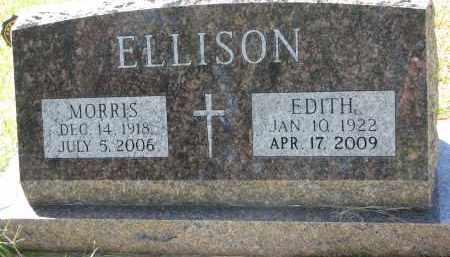 ELLISON, MORRIS - Clay County, South Dakota | MORRIS ELLISON - South Dakota Gravestone Photos