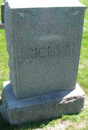 ERICKSON, FAMILY STONE - Clay County, South Dakota | FAMILY STONE ERICKSON - South Dakota Gravestone Photos