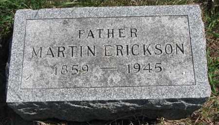 ERICKSON, MARTIN - Clay County, South Dakota   MARTIN ERICKSON - South Dakota Gravestone Photos