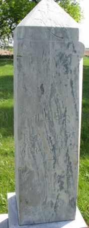 ERICKSON, TILLIE G. - Clay County, South Dakota   TILLIE G. ERICKSON - South Dakota Gravestone Photos