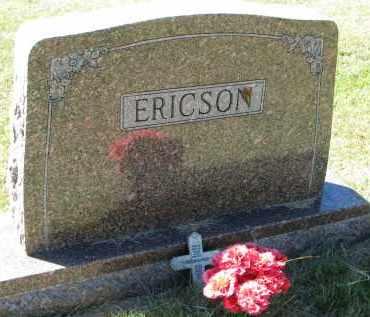 ERICSON, FAMILY STONE - Clay County, South Dakota | FAMILY STONE ERICSON - South Dakota Gravestone Photos