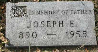 FRICK, JOSEPH E. - Clay County, South Dakota | JOSEPH E. FRICK - South Dakota Gravestone Photos