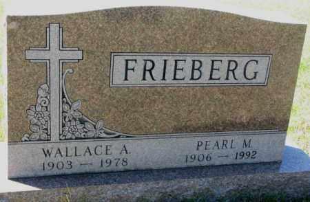 FRIEBERG, PEARL M. - Clay County, South Dakota | PEARL M. FRIEBERG - South Dakota Gravestone Photos